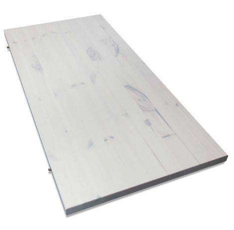 Verlengstuk Edmund 44 cm - wit