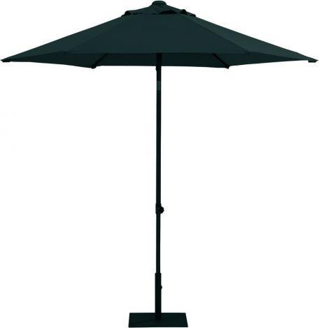 Parasol Push Up ø 250cm - antraciet