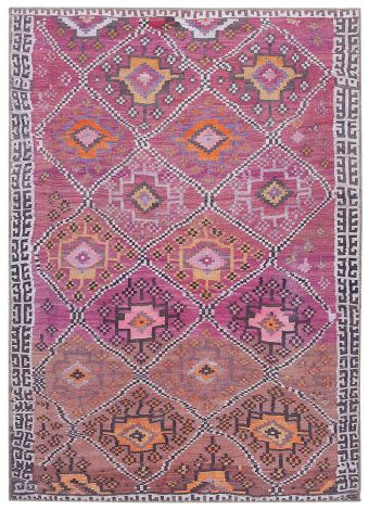 Vloerkleed Oasis A 290x190 – Roze