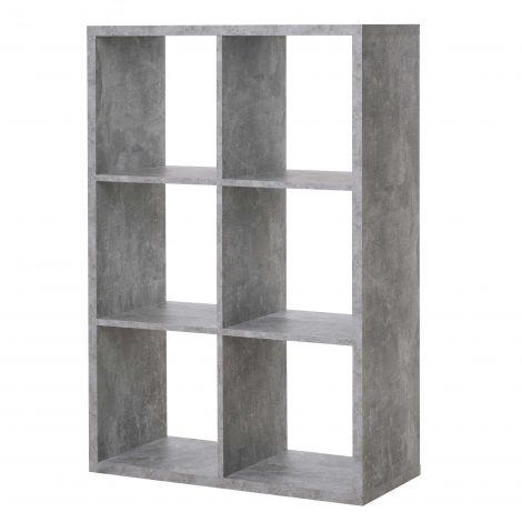Kolomkast Max 6 vakken - beton