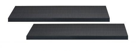 Set van 2 legplanken Eloa 105cm