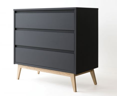 Commode Pure - zwart