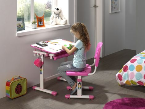 Kinderbureau Comfortline 201 - roze