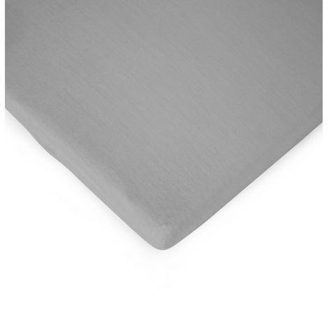 Hoeslaken voor peuterbed 70x140 - grijs