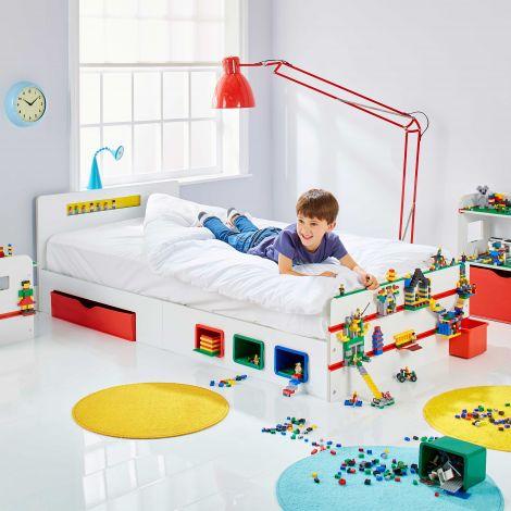 Eenpersoonsbed Room 2 Build 90x200