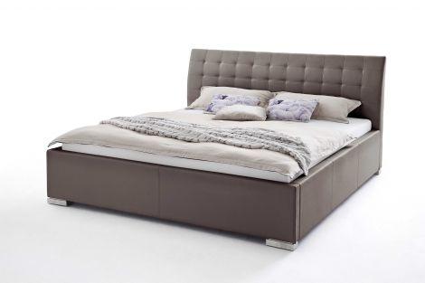 Bed Isa Comfort 180x200cm - bruin