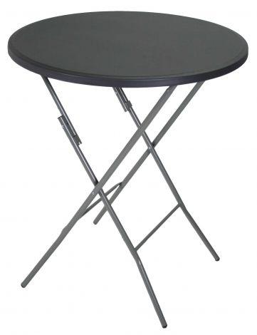 Partytafel Ø95cm – grijs