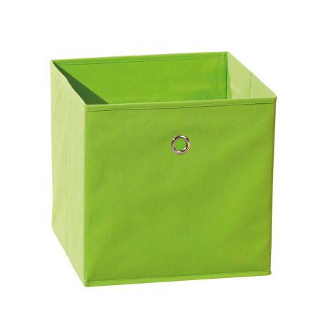 Plooibare opbergmand Winny - groen