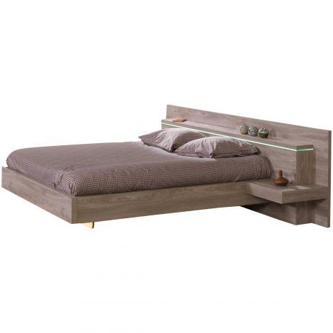 Bed Gracia met 2 nachtkastjes - 140x200cm