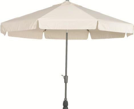 Parasol Toledo ø 350cm – ecru
