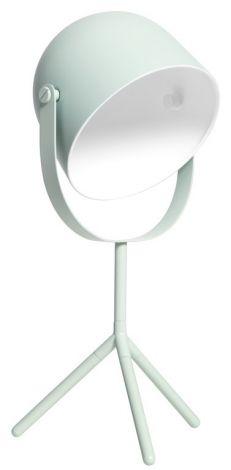 Bureaulamp Flexa Monty - mintgroen