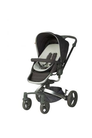 Kinderwagen Twister - grijs