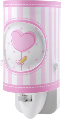 Nachtlampje Sweet Light Pink