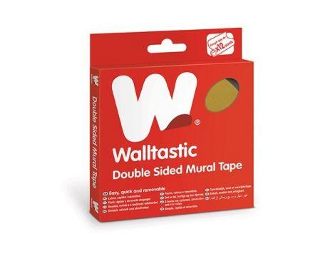 Dubbelzijdige tape Walltastic