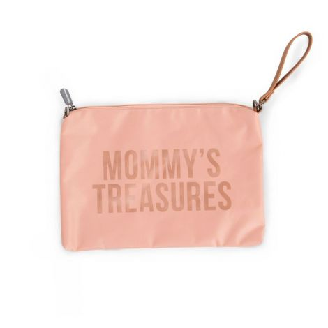 Mommy clutch - roze