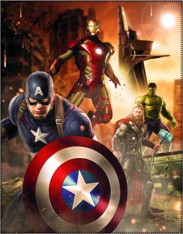 Plaid Avengers Age of Ultron