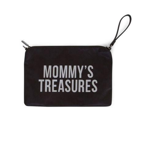 Mommy clutch - zwart