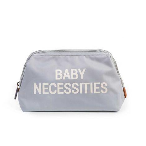 Toilettas Baby Necessities - grijs/ecru