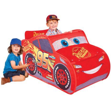 Pop-up speeltent Cars