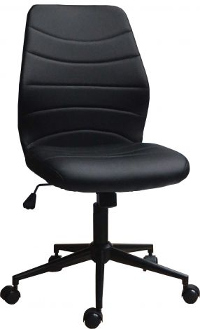 Bureaustoel Ronda - zwart