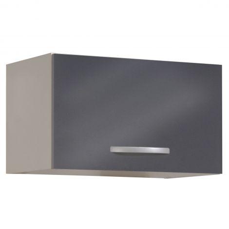 Bovenkast Spoon 35 cm - glossy grey