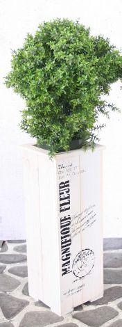 Bloemenbak Magnifique Fleur 30x30