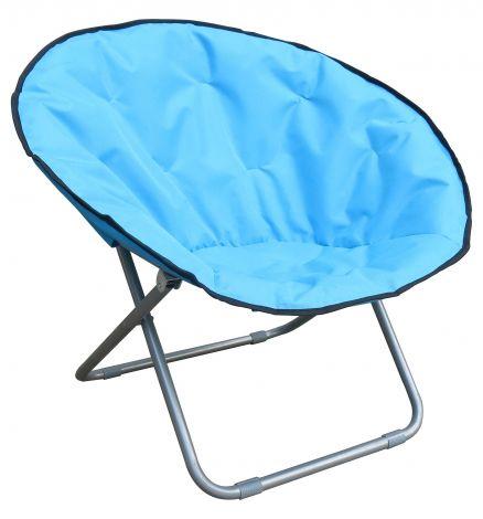 Tuinstoel Comfy - blauw