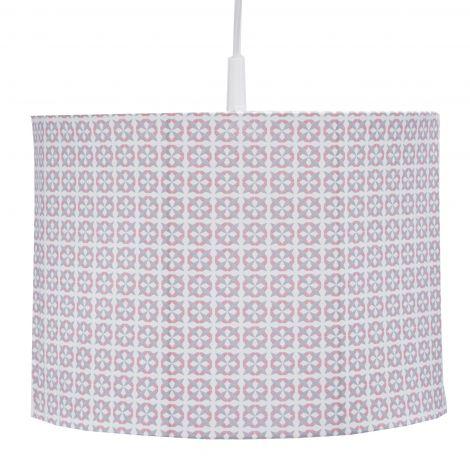 Hanglamp Vintage - roze