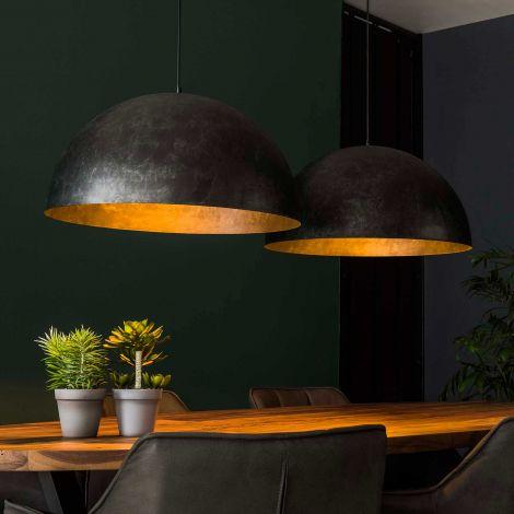 Hanglamp Donna 2xØ60cm