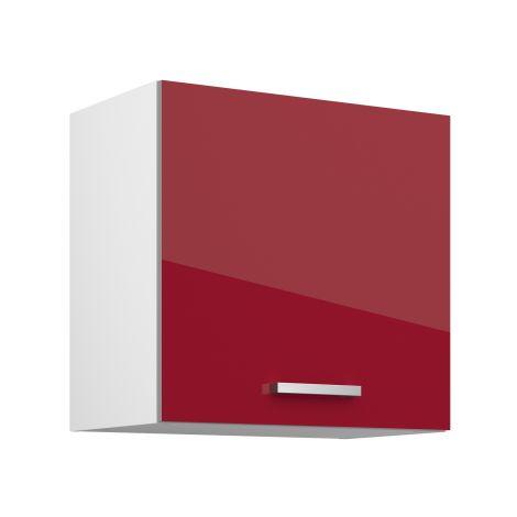 Bovenkast Eli 60x58 - rood