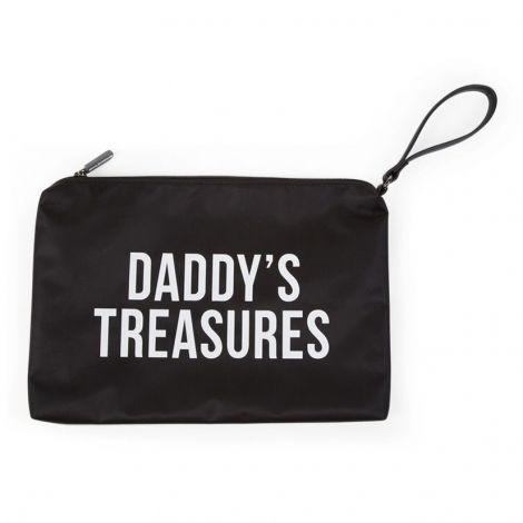 Daddy's clutch - zwart/wit