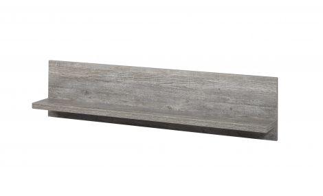 Wandplank Jacques - grijs