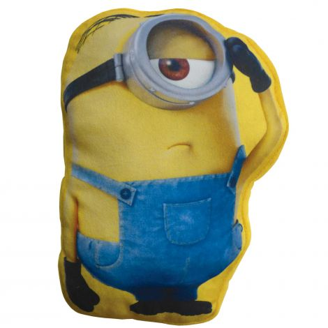 Kussen 3D Minions Stuart