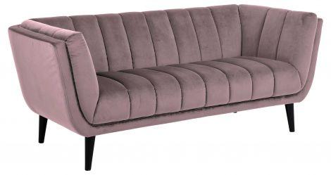 2,5-zitbank Thames - roze
