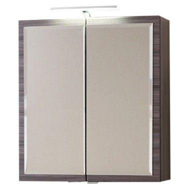 Spiegelkast Phoenix 60cm - bruin