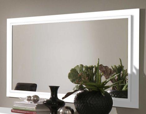 Spiegel Roma 140 cm - wit