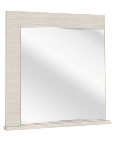 Spiegel voor commode Raltas - kersenhout