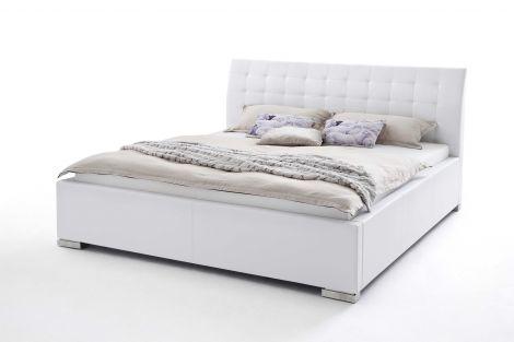 Bed Isa Comfort 100x200cm - wit