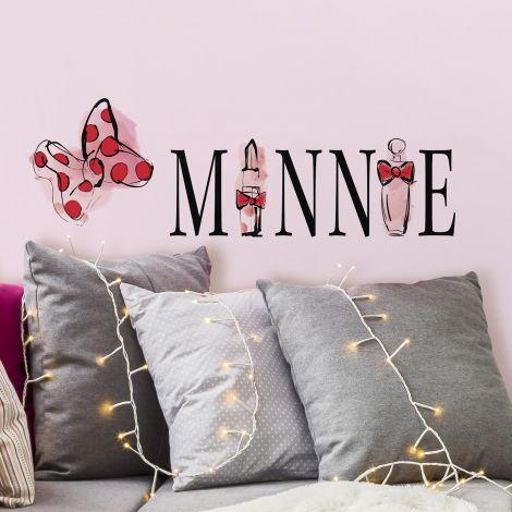 Muursticker Minnie Mouse Perfume