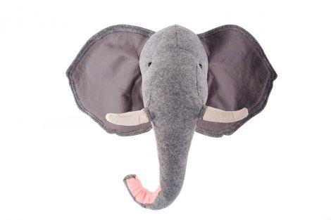 Vilten olifant