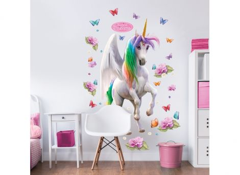 XL muursticker Magical Unicorn
