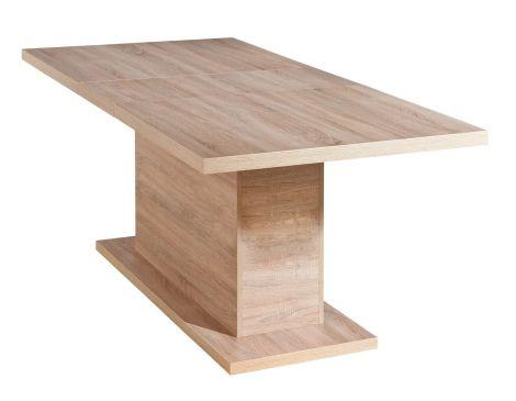 Uitschuifbare tafel Absoluto - sonoma eik