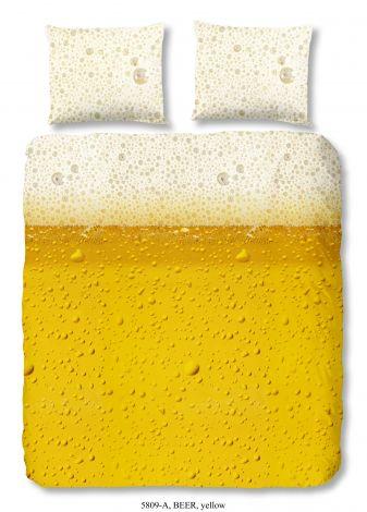 Dekbedovertrek Beer Yellow 240x220