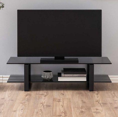 Tv-meubel Nicola 120cm - zwart