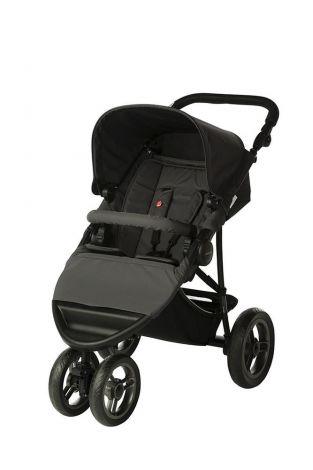 Kinderwagen Revolution - grijs