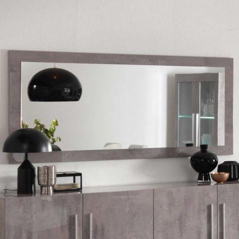 Spiegel Greta 180 cm - beton
