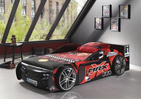 Autobed MRX - Formule 1 Kinderbed - Vipack