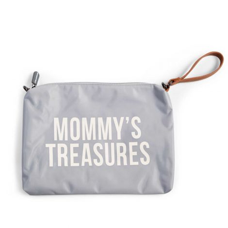Mommy clutch - grijs