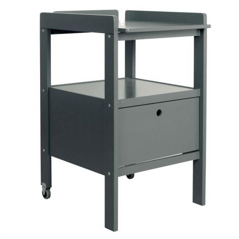 Verzorgingstafel Cindy - grijs
