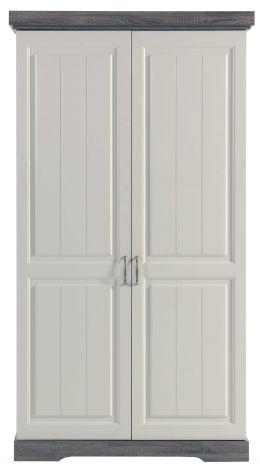 Kledingkast Yves - 2 deuren